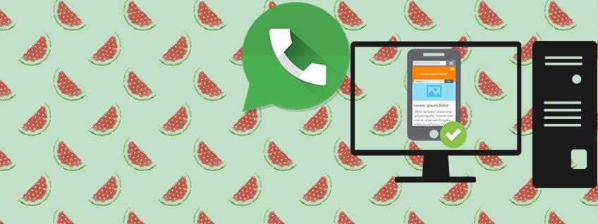 Запустить мобильную версию Ватсап на ПК