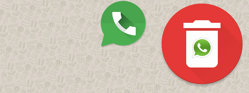 Как удалить WhatsApp c андроид