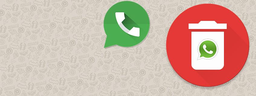 Как удалить WhatsApp c андроид