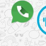 Как включить видео при обычном звонке в WhatsApp