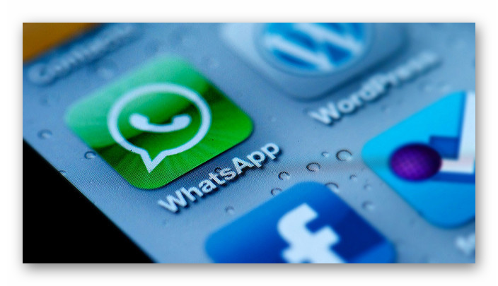 Картинка WhatsApp лидирует в России